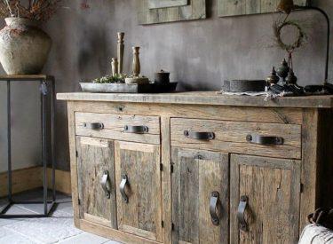 Buffetkast Voor Keuken wood b kast arnoud schneider raw stones vloer raw stones